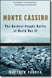 Monte Cassino US Cover
