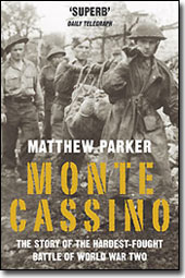 Monte Cassino UK Cover